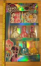 My Little Pony the Movie Nail Art Collection w/ 5 Nail Polish, Jewels, Nail File