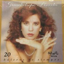Guadalupe Pineda Boleros de Siempre CD BMG 2009 MINT