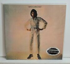 PETE TOWNSHEND Who Came First 200-gram VINYL LP  Sealed/New Classic Records