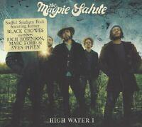 THE MAGPIE SALUTE / HIGH WATER 1 * NEW DIGIPACK CD 2018 * NEU *