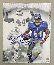 Ahmad Bradshaw Signed 8x10 Photo Autographed AUTO w/ Hologram NY Giants