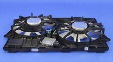 14-19 Jeep Cherokee 2.4L 3.2L Dual Radiator Cooling Fan Module Factory Mopar New