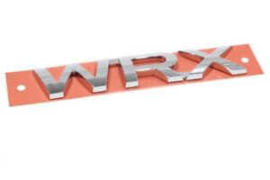 OEM 2015-2018 Subaru WRX Rear Lift Gate Trunk Emblem NamePlate NEW 93079VA030