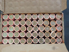 1999-2008 D Complete Uncirculated Statehood Quarters 50 Rolls