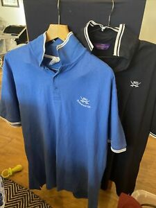Two Crossed Swords Bristol Rovers Polo Shirts XXL