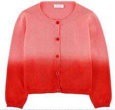 IL GUFO Sommer Cardigan/Strickjacke in Farbverlauf Gr.116-152 %Sale% NEU