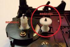 Technics/Panasonic RDG0206 Gear