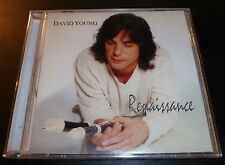 """New! DAVID YOUNG """"Renaissance"""" (CD 1999) 12-Tracks **SEALED** has cracks in case"""
