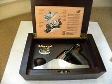 VINTAGE BOXED RECORD CALVERT STEVENS CS88 BENCH PLANE