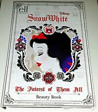 Elf Disney Snow White Beauty Book Makeup Palette + Cosmetic Bag - Le 2014 *New*!