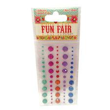 'Fun Fair by Helz Cuppleditch' Adhesive Glitter Enamel Dots