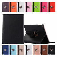 360° Rotate Flip Leather Stand HandBag Case Cover For Apple iPad 9.7 inch 2017