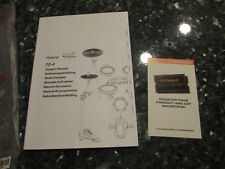 ROLAND TD-4 ELECTRONIC DRUM SET OWNER'S MANUAL - #2