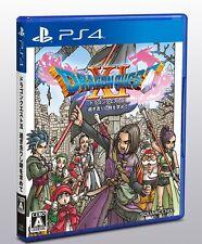 PS4 Dragon Quest XI Sugisarishi Toki o Motomete DQ 11 Japan F/S