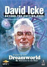 David Icke Beyond The Cutting Edge 0185483906961 DVD Region 1