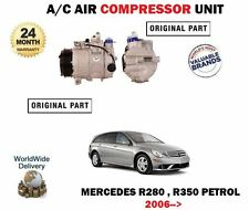FOR MERCEDES R280 R350 4MATIC PETROL 2006->NEW AC AC AIR CONDITION COMPRESSOR