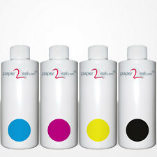 4 x 3.5 FL. OZ. (4 x 100ML) OF EDIBLE INK REFILLS FOR USE IN ANY CANON PRINTER