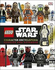Lego Star Wars Character Encyclopedia Updated and Expanded New Hardcover Book
