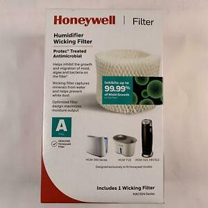ORIGINAL Honeywell HAC504 Replacement Wicking Filter A, White,