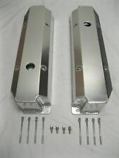 Big Block Dodge Mopar FABRICATED Anodized Aluminum Long Bolt Valve Covers 440