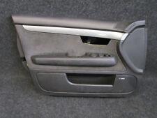 ALCANTARA Türverkleidung vorne links Audi A4 B6 B7 8E Verkleidung soul schwarz