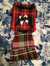 New listing teacup dog coat and dress East Side Collection