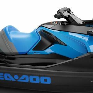 Seadoo Ergolock Genou Plaquettes 2018 + GTX Ltd Rxt-X 300 Réveil Pro 230 Noir