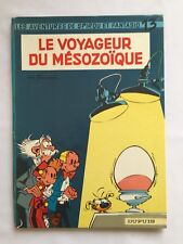SPIROU ET FANTASIO LE VOYAGEUR MESOZOIQUE 13 / BD 1RÉ 1966 / FRANQUIN / DUPUIS