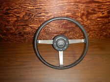 Jeep Cherokee Wrangler CJ YJ XJ      GREY Steering Wheel     FREE SHIP