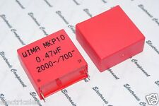1pcs-WIMA MKP10 0.47uF (0,47µF) 2000V 5% pitch:37.5mm Capacitor MKP1U034707G00J
