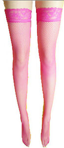 Sexy Lace Top Fish Net Stockings Pantyhose-Small Medium Large Net Multicolor