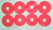 TRC1747  Red Body Protecting Washer RC 8 Pieces