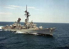 USS JOHN KING DDG-3 HAT LAPEL PIN UP MAD EIN US NAVY DD-953 USN DESTROYER GIFT