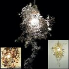 CLEARANCE Tord Boontje Garland light shade Habitat flower pendant chandelier