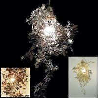 Tord Boontje Garland light shade by Habitat flower lamp pendant chandelier