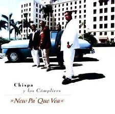 New: Chispa Y Los Complices: New Pa' Que Vea  Audio CD
