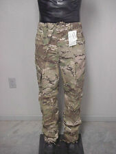 MULTICAM, FLAME RESISTANT, INSECT GUARD, ARMY COMBAT UNIFORM TROUSER, M/X-SHORT