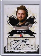 TYLER LABINE 10/11 ITG Canadiana Auto Autograph A-TL2 Reaper Planet of the Apes