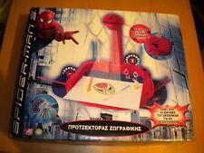 2006 SPIDERMAN 3 PAINTING PROJECTOR MARVEL MIB