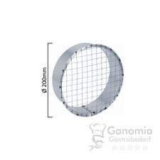 Berührungsschutz (Ø 200 mm bis 355 mm) - Lüftungsgitter rund Lufteinlassgitter
