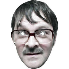 Mark Heap Actor Celebrity Card Mask Jim Friday Night Dinner Masks Are Pre-Cut!