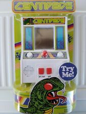 Brand new factory sealed Centipede Mini Arcade Handheld Game Classic Play