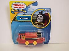 "Thomas & Friends - Take-n-Play - Die-Cast Metal Vehicle - ""VICTOR"" - Ages 3 & up"