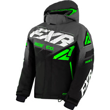 2021 Fxr Child Youth Boost Lime Jacket - Snowmobile- Float Assist- 6-10 -14 -New