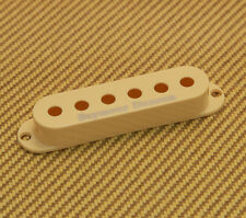 SD-01-C (1) Seymour Duncan Cream Logo Single Coil Strat Style Pickup Cover