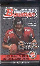 2008 Bowman Rookie Auto/Dual Patch/Jersey/Cap/Relic/Logo Hot Pack MVP MATT RYAN?