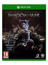 Middle-earth: Shadow of War - including Pre Order DLC (Xbox One)