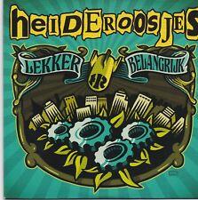 Heideroosjes-Lekker Belangrijk cd single