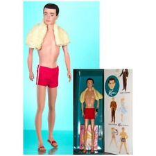 Barbie - Ken 45th Anniversary - 1961 - 2006 Repro - Gold Label - Collectors Club