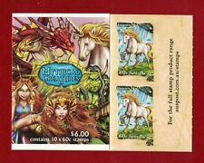 2009 Australia Mythical Creatures Booklet SG SB 383